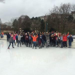 Jahrgang 6 on ice